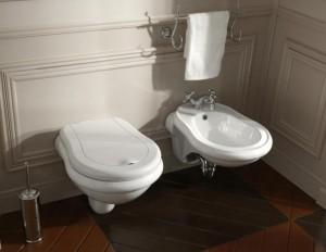 фото Легкий уход и простое обслуживание подвесного туалета